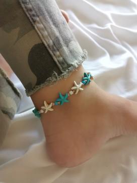 Mavi Yıldız Halhal